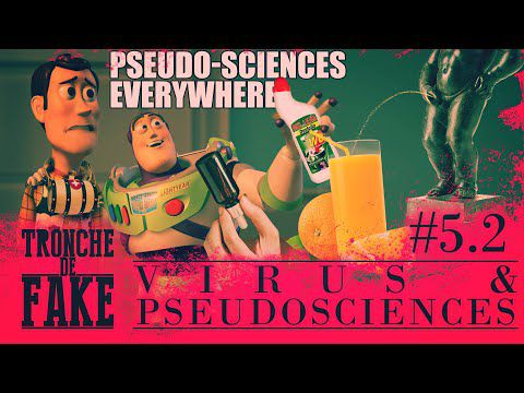 Virus & pseudosciences