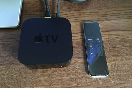 [TEST] Apple TV 4