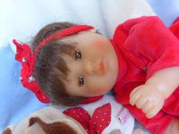 Poupée Corolle : calin bambin Sara