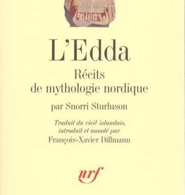 L'Edda de Snorri Sturluson