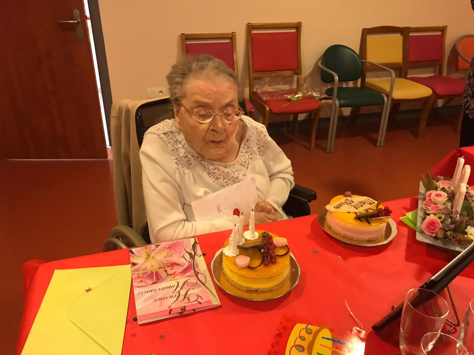 104 ans!!!