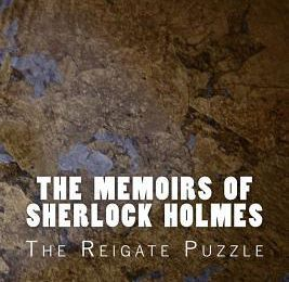 Read torrent  from ISBN numberThe Memoirs of Sherlock Holmes  The Reigate Puzzle