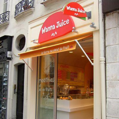 I wanna juice...
