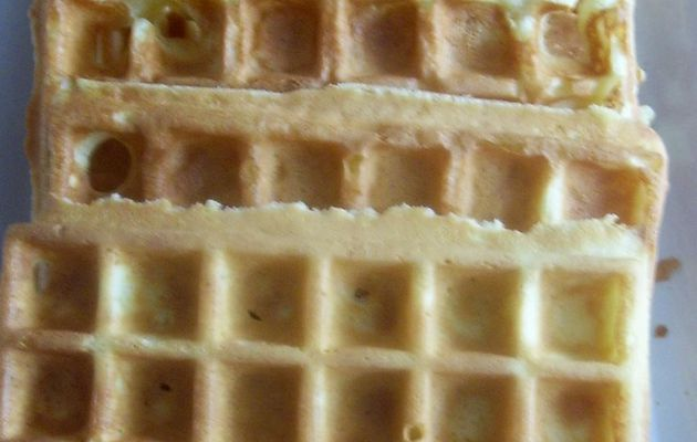 PATE A GAUFRE EXPRESS