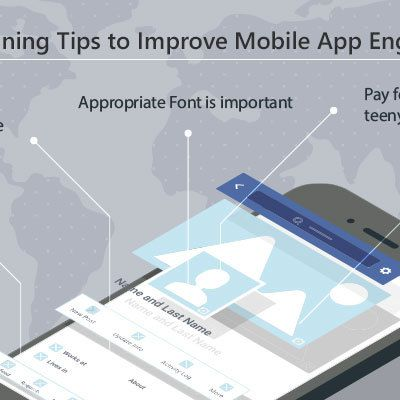 Top Designing Tips to Improve Mobile App Engagement