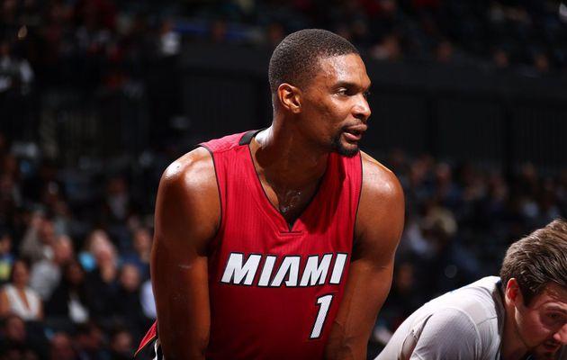 """Pat Riley : """" La carrière de Chris Bosh avec le Heat est probablement terminée """""""