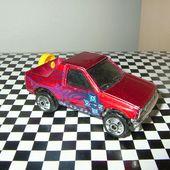 ISUZU AMIGO 1/57 1991 - car-collector.net