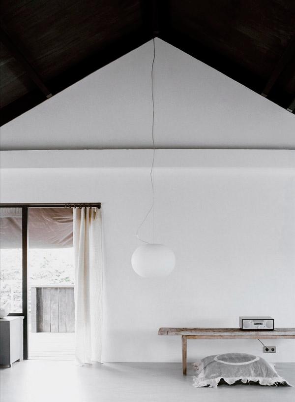 La maison d'une artiste