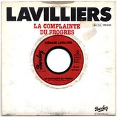 Bernard Lavilliers - la complainte du progrès - 1982 - tournedix-le-gaulois