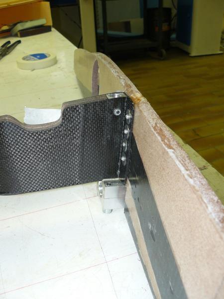 Photos de la fabrication de notre nouveau prototype.