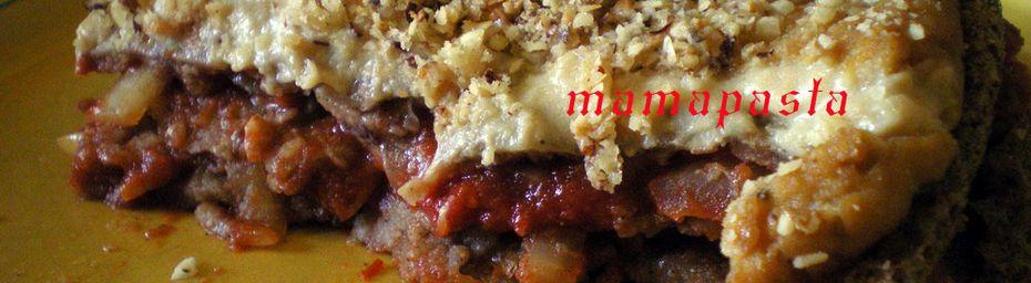 crèpes façon lasagnes végétales