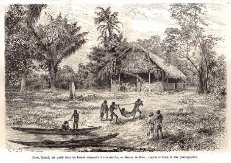 Les dernières tisseuses de hamacs d'AWALA YALIMAPO