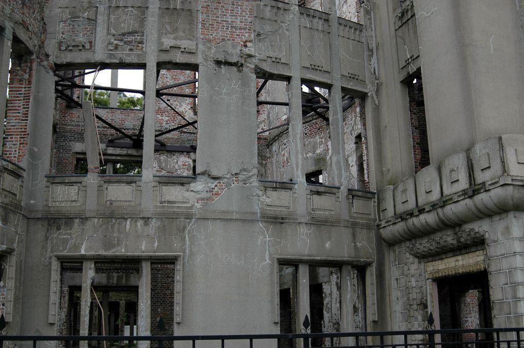 Les ruines du dôme de Genbaku