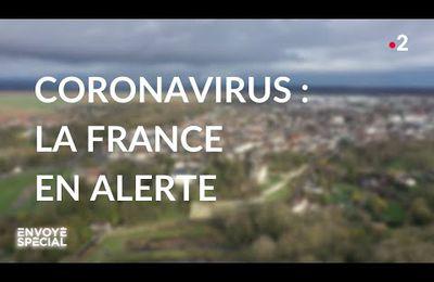Envoyé spécial. Coronavirus : la France en alerte - Jeudi 5 mars 2020 (France 2), comment pratiquent les médecins en 1ere ligne, le dépistage ?