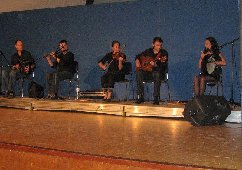 Le 16 mai 2009 à la salle du Ménec de Carnac