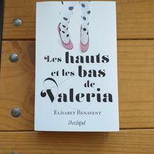Les hauts et les bas de Valeria par Elisabet Benavent