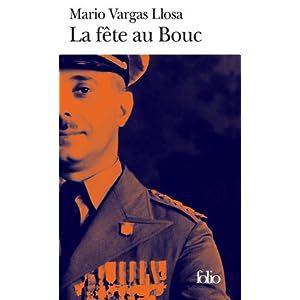 La Fête au Bouc, Mario Vargas Llosa