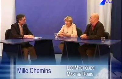 Marthe Robin : Rencontre entre la Mystique et le Médium