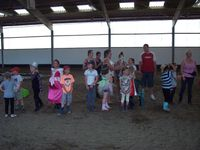 Stage Théatre Equestre  (29/07-02/08)
