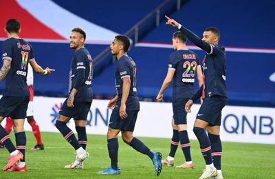 Une belle victoire contre Reims met Paris à un point de Lille