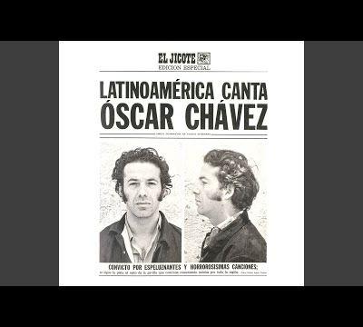 Óscar Chávez a été hospitalisé pour des symptômes de coronavirus