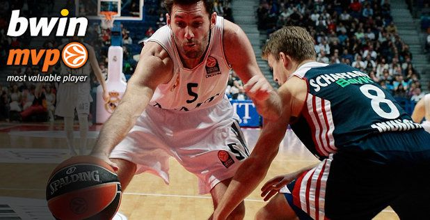 Rudy Fernandez named MVP of the week