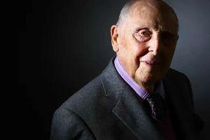 Daniel Cordier, ancien résistant et secrétaire de Jean Moulin, est mort