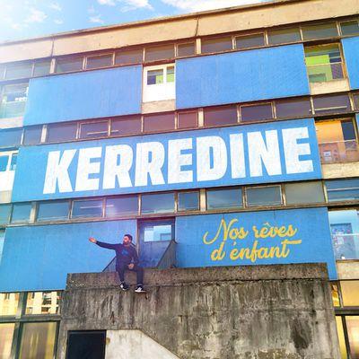 """Kerredine, le clip de Nos rêves d'enfant  / nouveau clip """"Le visage basané"""""""