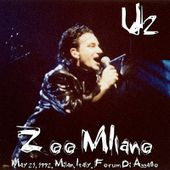 U2 -ZOO TV Tour -21/05/1992 -Milan -Italie -Forum Di Assago - U2 BLOG