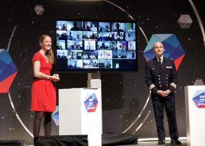 Les prix 2021 de la Commission Armée-Jeunesse.