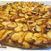 Tarte fine aux pommes - sucreetepices.over-blog.com