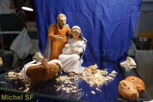 Les santons d'Anne Salvatella : la santonnière d'EUS