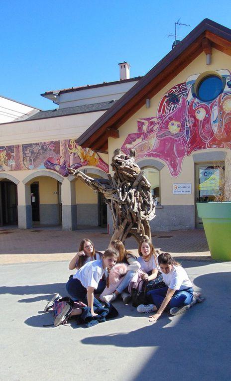 Erasmus+ : séjour à AOSTE