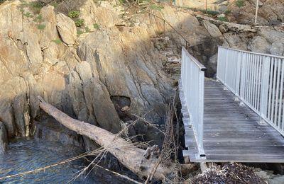 Vers les Grottes