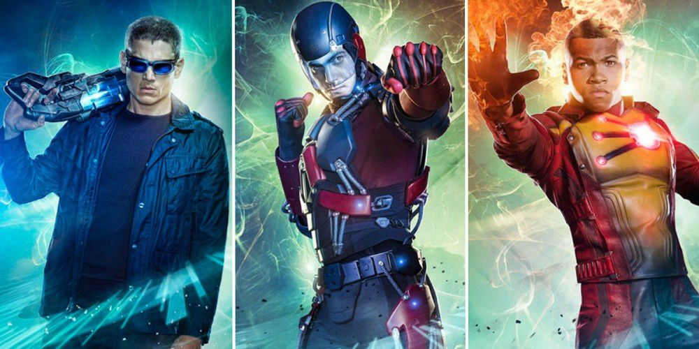 L'actu TV: Grosse #audience pour #DC Legends of Tomorrow sur #TMC !