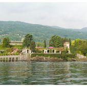 En bateau sur le lac Majeur autour d'Isola Bella - Images du Beau du Monde