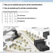 Vierzonnais, choisissez l'aménagement du centre-ville après la démolition de l'îlot Rollinat - Vierzonitude
