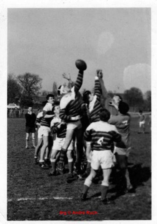 1er Challenge de Navigation du Génie en septembre 1965 - Rugby saison 1964/1965