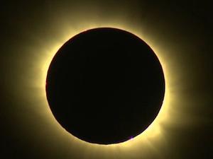 Que signifie votre rêve  ? Éclipse