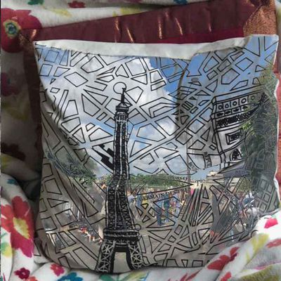 Coussin d'air de Paris
