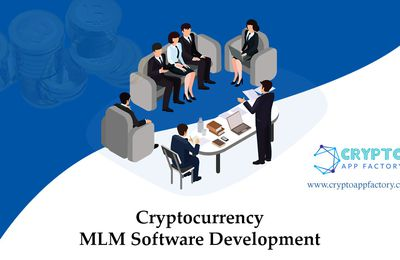cryptocurrency MLM software development-Crypto App factory
