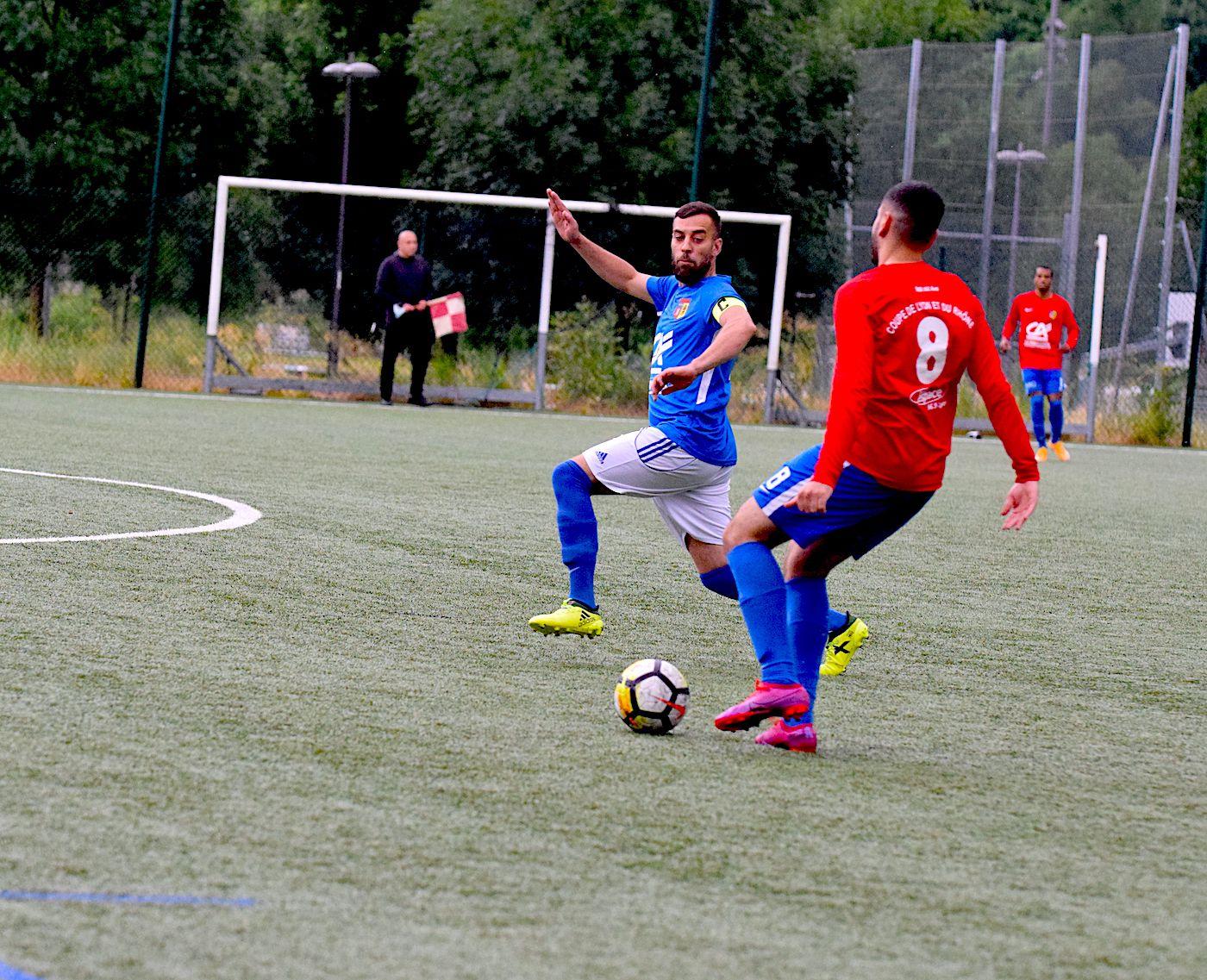 Vénissieux FC reste en course en Coupe du Rhône et de la Métropole de Lyon - Photo: D.Y.