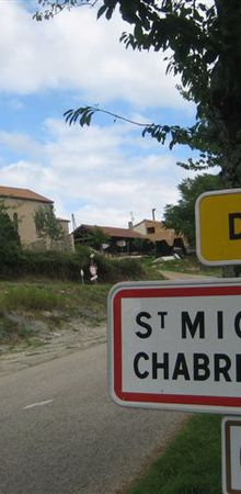 Saint Michel de Chabrillanoux, en Ardèche, pour les 10000 km