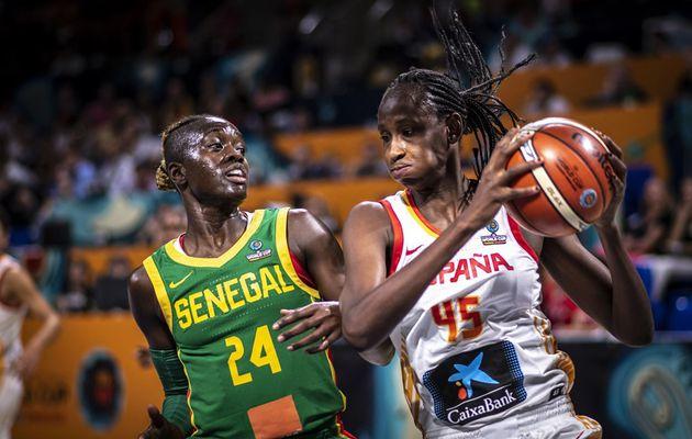 Les Lionnes du Sénégal éliminées par l'Espagne !