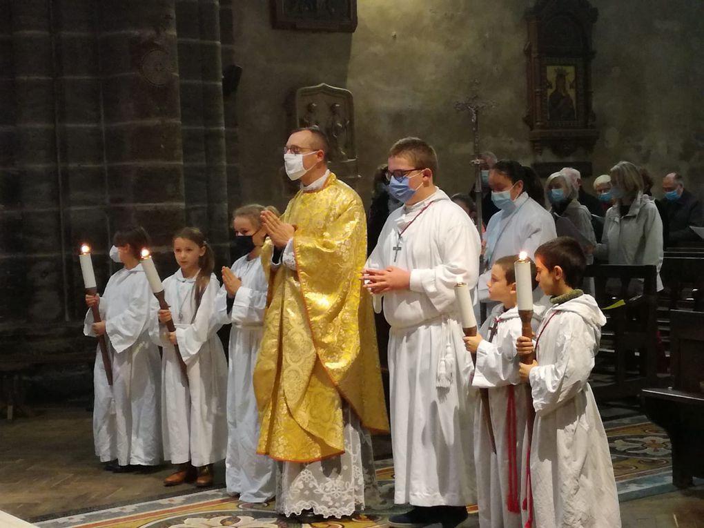 31 octobre-1er novembre : Messes de la Toussaint