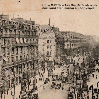 SOUVENIR - Le Club Pierre Jeunesse se promène à Paris
