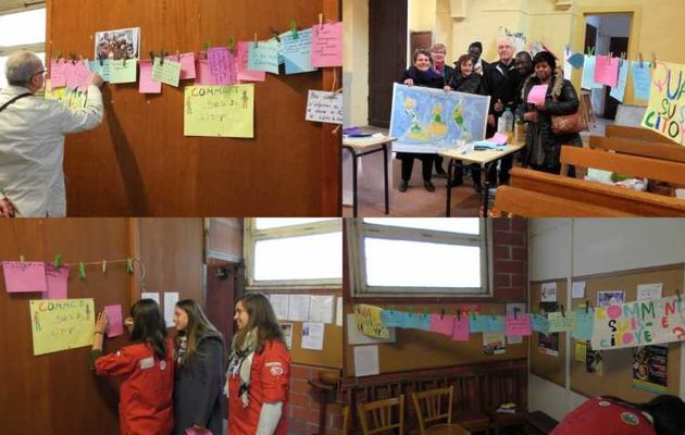 5e dimanche de Carême avec CCFD-Terre Solidaire