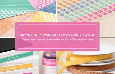 Nouveau catalOgue, il arrive!