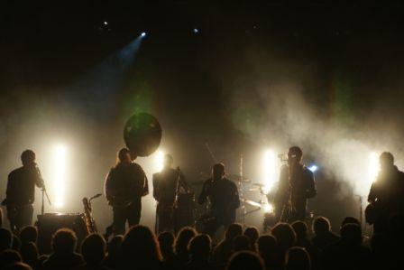 No Mad Band samedi 7 novembre à Aigueperse dans le cadre des Automnales