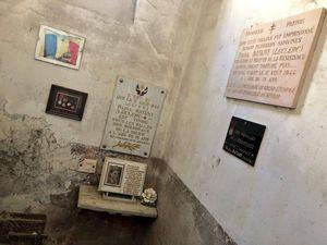 Hommage aux victimes de la Gestapo et de la Milice
